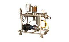 GEA Filtration - Model L - Membrane Filtration Pilot Plant