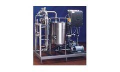 GEA Filtration - Model C - Membrane Filtration Pilot Plant