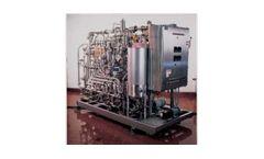 GEA Filtration - Model U - Membrane Filtration Pilot Plant