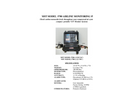 MST - Model 5700 - Airline Monitoring Systems - Brochure
