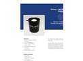 Model PMA 2106 - Non Weighted UVB Sensor Brochure