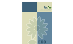 EcoConServ Environmental Solutions Company Profile Brochure