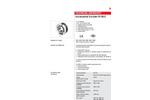 Hengstler - RI80-E Encoder Data Sheet