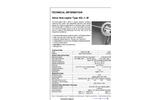 WEBER 432xM Flow-captor Data Sheet