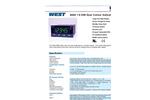 WEST 8080 1-8 DIN Dual Colour Indicator Datasheet