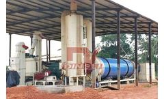 Dingli - Cow Dung Rotary Dryer