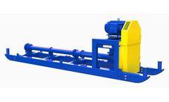 Moyno - Progressing Cavity Pump Mine Dewatering System