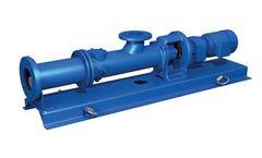 Moyno - Model 2000WB - Close Coupled Design Large Pumps