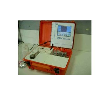 SYSTEA - Model µMAC-Smart - Portable Water Analyzer for Fast and Accurate on-Site Analysis