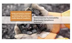 Conflict Mineral Compliance
