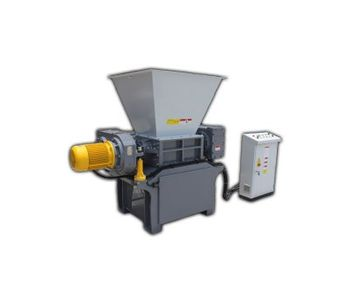 AWC Engineering - Model GXT2160 - Twin Shaft Shredder