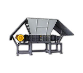 AWC Engineering - Model GXT40130 - Twin Shaft Shredder