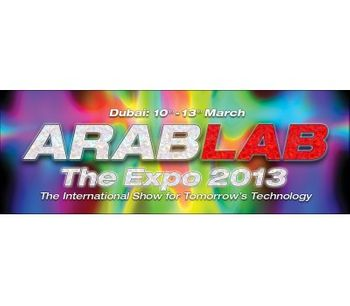ARABLAB 2013 - Tradeshow for the Analytical Industry