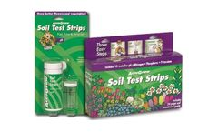 AccuGrow - Soil Test Strips