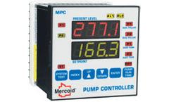 Mercoid - Model Series MPC - Pump Controller
