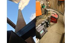 Particle measurement and sampling equipment for Stationary source emissions
