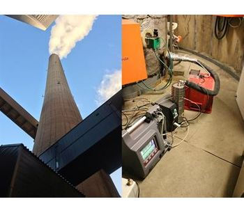 Particle measurement and sampling equipment for Stationary source emissions - Monitoring and Testing