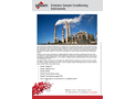 Emission Sample Conditioning Instruments - Brochure