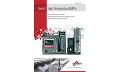 High Temperature ELPI®+ brochure