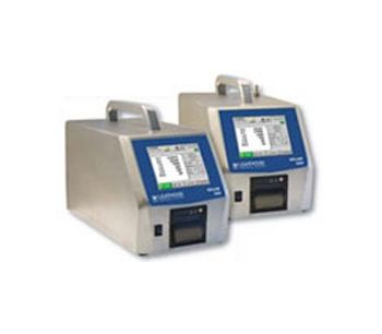 SOLAIR - Model 3200 / 5200 Series - Portable Airborne Particle Counters