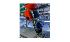 ATEX - Dry Chemical Explosion Suppression System