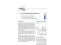G-Cal Permeation Tubes Brochure (PDF 167 KB)