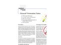 Dynacal® Permeation Tubes Brochure (PDF 298 KB)