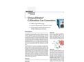 Dynacalibrator - Model 230 - Calibration Gas Generators Brochure