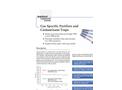 Gas Purifiers Data Sheet (PDF 170 KB)