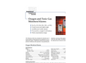 Toxic Gas and Oxygen Monitors Specification Sheet (PDF 188 KB)