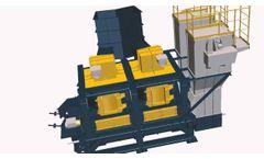 A TEC Rocket Mill - Video