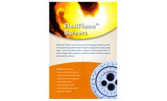 Flexiflame - Kiln Burners - Brochure