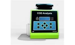 PeCOD - Model L50 - Laboratory or Field COD Analysis