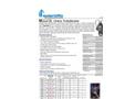 MicroTOL - Online Turbidimeter Datasheet