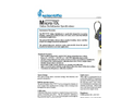 MicroTOL - Online Turbidimeter Specifications Sheet