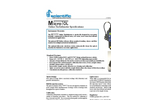MicroTOL - Online Turbidimeter Specifications Sheet