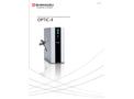 Shimadzu - Model Optic-4 - Multimode Inlet for Gas Chromatograph-Mass Spectrometer - Brochure