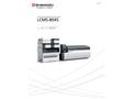 Shimadzu - Model LCMS-8045 - Triple Quadrupole Liquid Chromatograph Mass Spectrometer (LC-MS/MS) - Brochure
