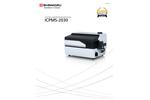 Shimadzu - Model ICPMS-2030 - Inductively Coupled Plasma Mass Spectrometer - Brochure