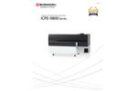 Shimadzu - Model ICPE-9800 Series - Simultaneous ICP Atomic Emission Spectrometers - Brochure