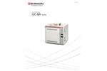 Shimadzu - Model GC-8A - Single Detector Gas Chromatograph - Brochure