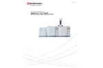 Shimadzu - Model MDGC/GCMS Series - Multi Dimensional Gas Chromatograph - Brochure
