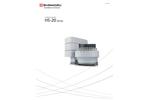 Shimadzu - Model HS-20 - Headspace Samplers - Brochure