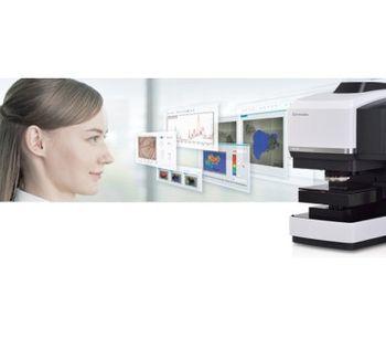 Shimadzu - Model AIM-9000 - Infrared Microscope