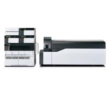 Shimadzu - Model LCMS-8050 - Triple Quadrupole Liquid Chromatograph Mass Spectrometer (LC-MS/MS)