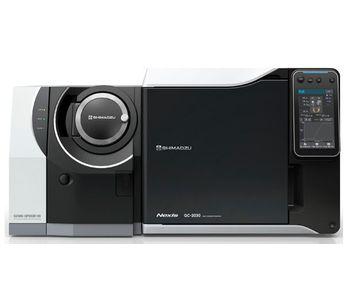 Shimadzu - Model GCMS-QP2020 NX - Single Quadrupole Gas Chromatograph Mass Spectrometer
