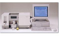 Shimadzu - Model AA-6200 - Atomic Absorption Spectrophotometer