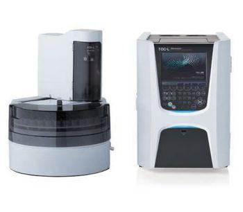 Shimadzu - Model TOC-L - Laboratory Total Organic Carbon Analyzers