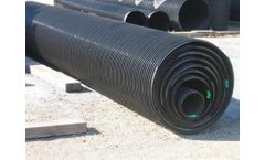 Rocla Plastream - Slotted Pipe