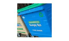 Wheeled Containers for General Waste Services